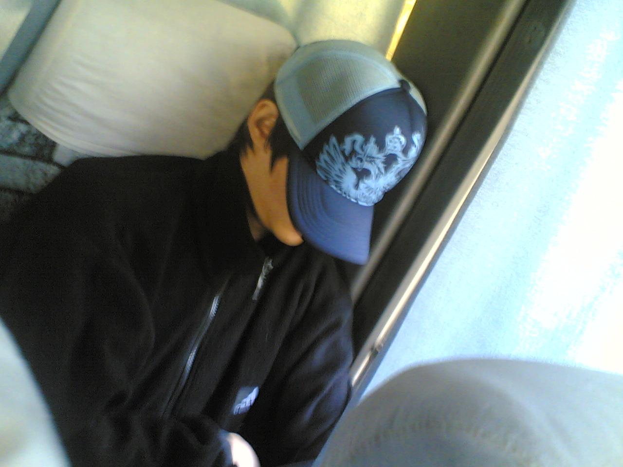 Спящие в маршрутке 20 фотография
